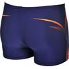 arena Modular Swim Shorts Men navy-mango